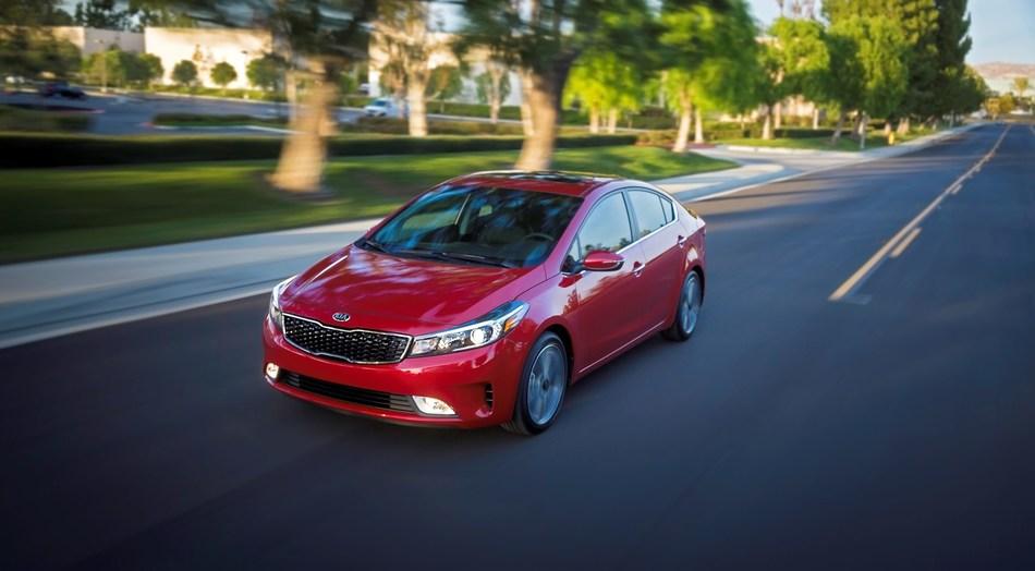 Kia Motors Announces February Sales