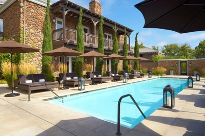 Hotel Yountville Pool