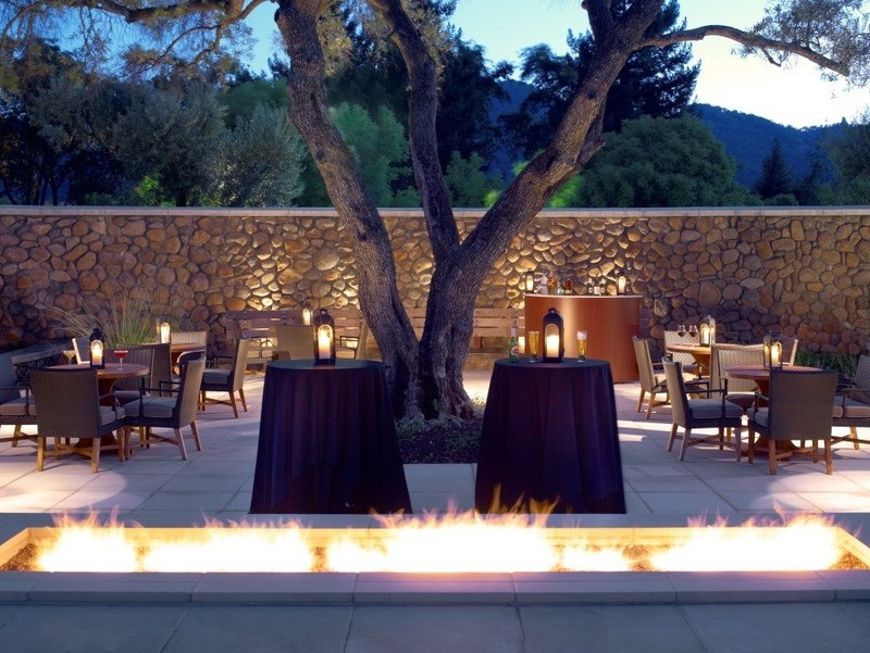 Hotel Yountville Outdoor Amenities