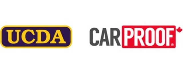 The UCDA and CARPROOF join forces to help dealers. (CNW Group/CARPROOF)