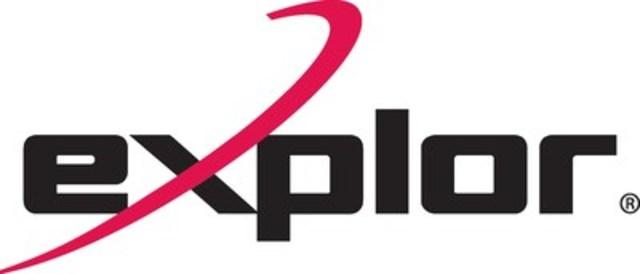 Explor logo (registered trademark) (CNW Group/Explor)