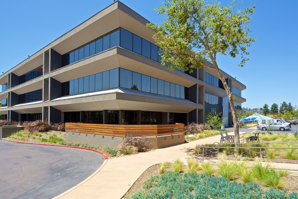 Blue Sky Network New San Diego Office Building