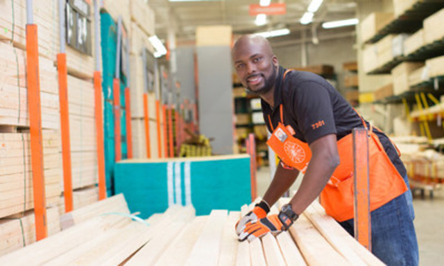The Home Depot Canada: Creating Jobs and Building Careers (CNW Group/The Home Depot Canada)