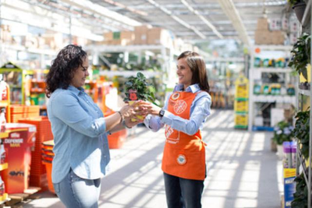 Home Depot Canada: Créer des emplois et bâtir des carrières (Groupe CNW/Home Depot Canada)