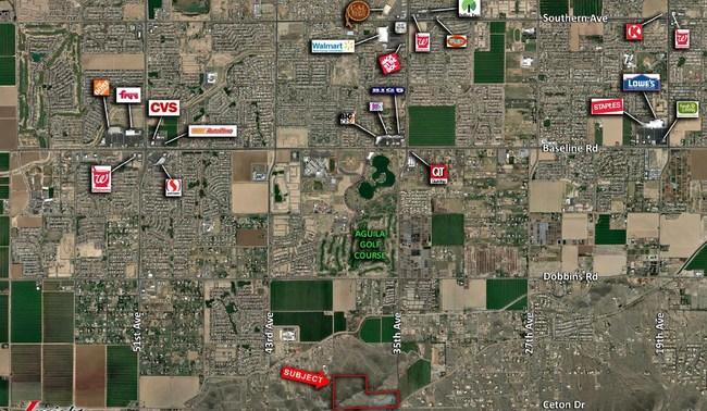 Virtua 35th Surrounding Location
