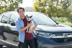 Honda potencia el apoyo del totalmente nuevo CR-V 2017 con su última campaña de marketing hispana dirigida a los amantes de las mascotas