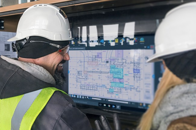 Bluebeam's solutions advance the way design and construction professionals work, manage and communicate on projects digitally. Bluebeam Revu 2017 delivers enhanced takeoff and workflow automation tools that span the entire project lifecycle and maximize workflow efficiency. (PRNewsFoto/Bluebeam, Inc.)