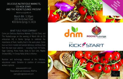 Wellness@Work event invite