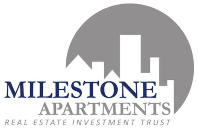 Milestone Apartments Real Estate Investment Trust (CNW Group/Milestone Apartments REIT)