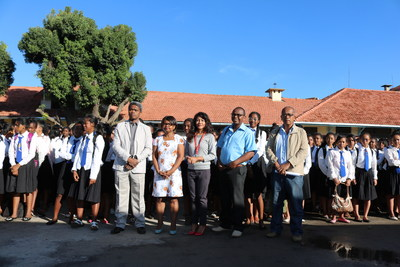 DHL, SOS Children's Villages, and UNESCO extend GoTeach partnership with math, physics, and innovation Olympiads for Madagascar's youth
