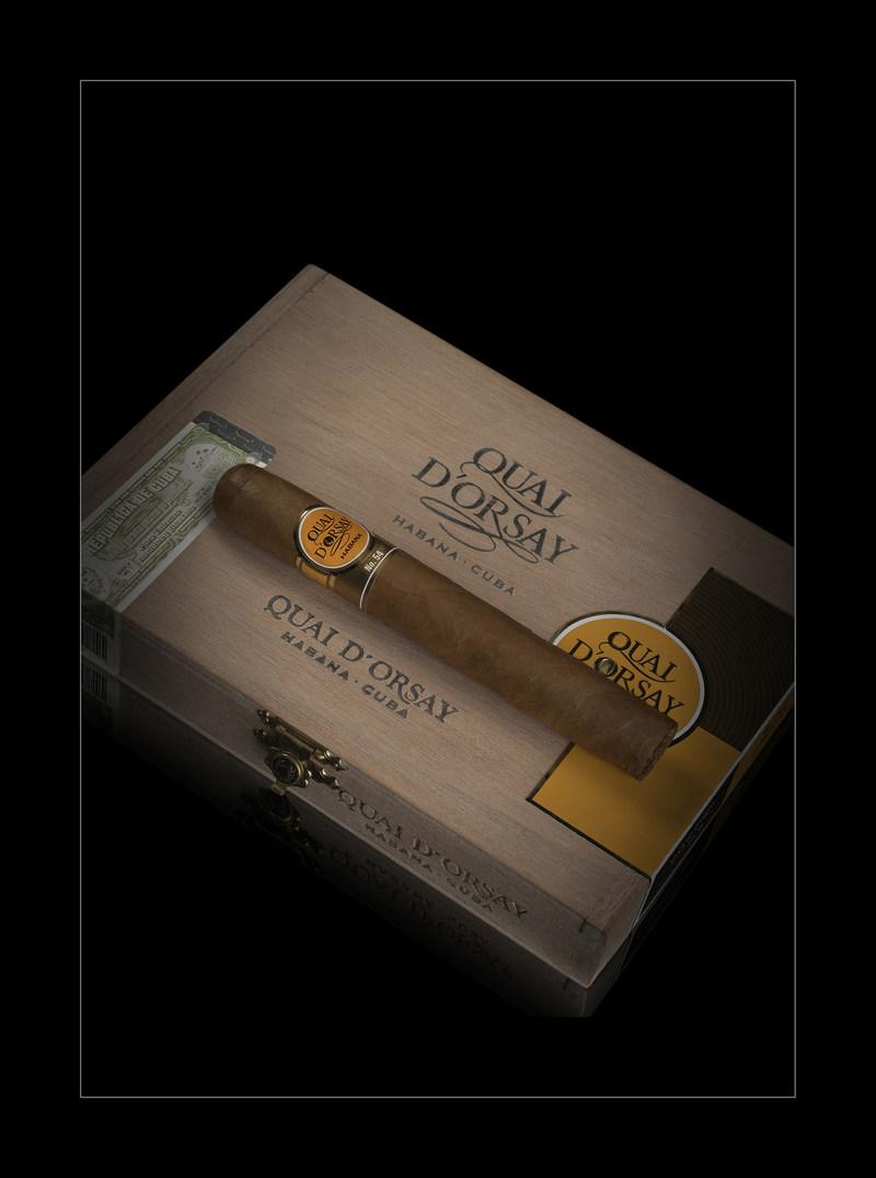 Quai D'Orsay cigars (PRNewsFoto/HABANOS SA)