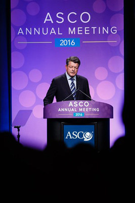 Dr. James Perry's clinical research in MGMT-related outcomes of elderly GBM patients was highlighted in a Plenary Session at ASCO2016.