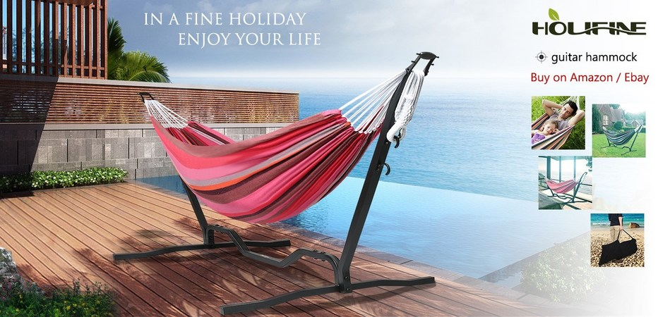 Guitar Hammock from Holifine: Best Choice for Relaxing