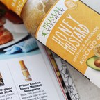 Primal Kitchen® Honey Mustard Vinaigrette Wins Prevention Magazine's 2017 Cleanest Packaged Food Award