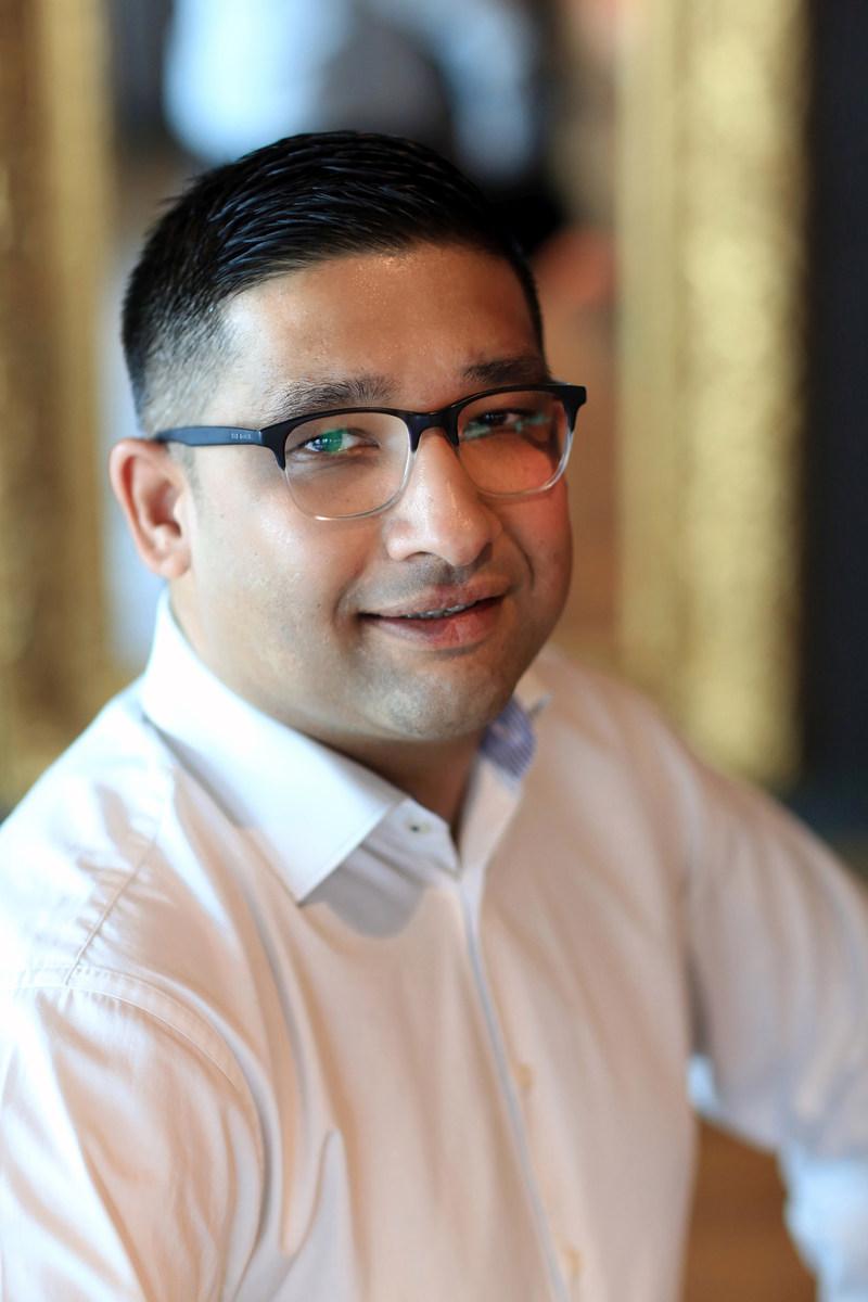 Karim Sayani, new Head of Sales UK, pentahotels (PRNewsFoto/pentahotels)