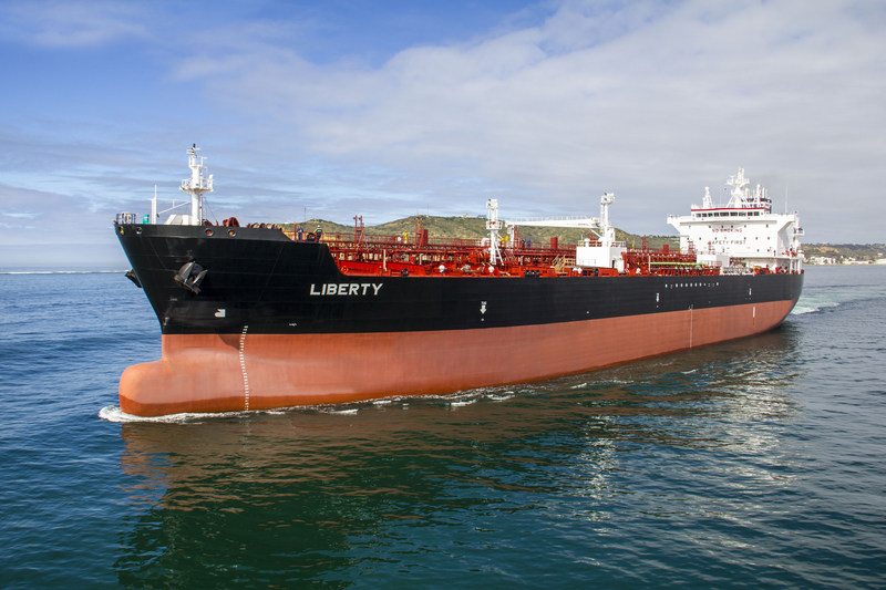 General Dynamics NASSCO Delivers Final ECO Class Tanker Constructed for SEA-Vista LLC  On Wednesday, March 1, General Dynamics NASSCO delivered the Liberty, the third and final ship to be constructed for SEA-Vista LLC as part of a larger eight-ship ECO Class tanker program.