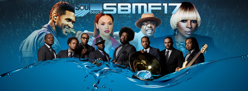 17th Annual Soul Beach Music Festival in Aruba - Memorial Day Weekend - May 24-29,2017