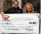 Comfort Windows Announces Winner of $25,000 Home Makeover and How to Enter in 2017