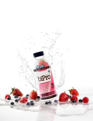 Berry Burst BiPro Protein Water