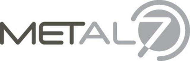 Logo : Métal 7 (Groupe CNW/Métal 7)