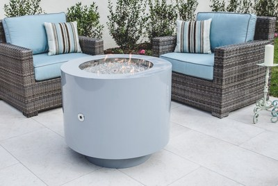 New Powder Coated Fire Pit from Bentintoshape llc - 31