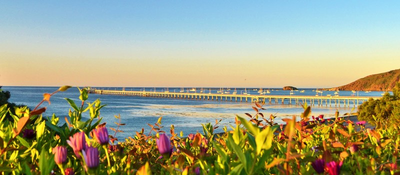 """Pick your perfect paradise in """"The Land of Ahhs,"""" Avila Beach Along the CA Highway 1 Discovery Route."""
