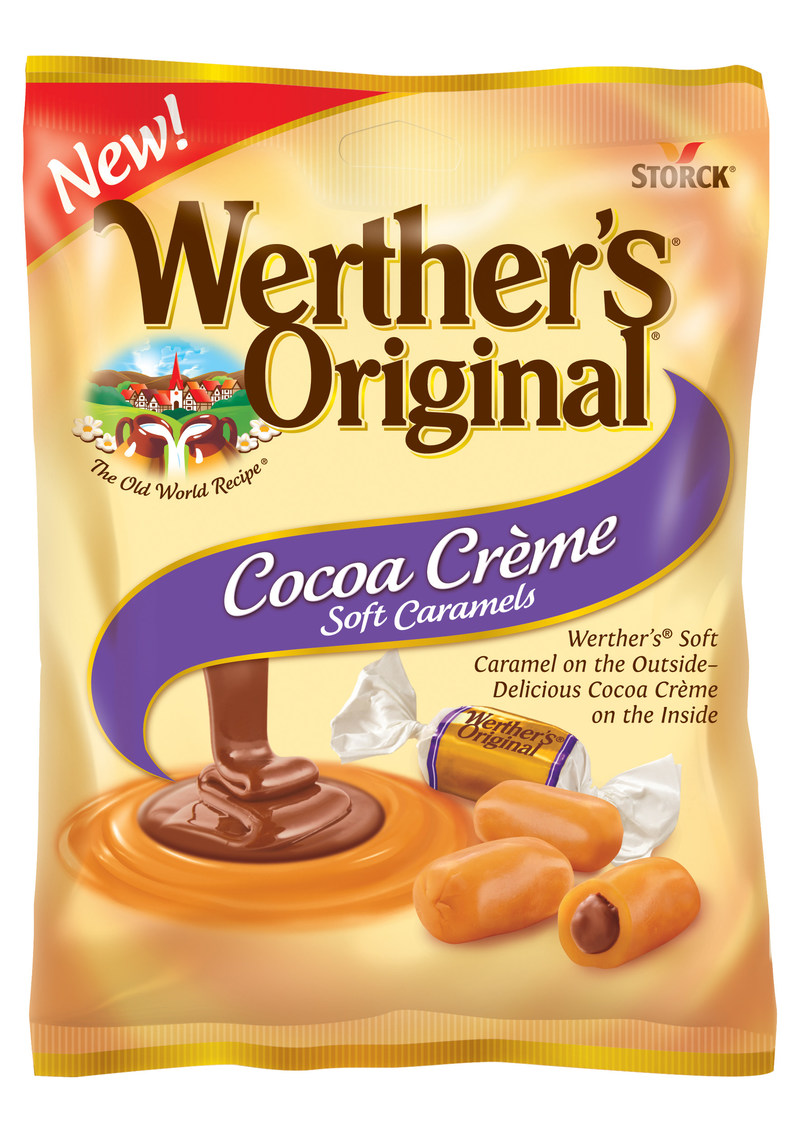 Werther's Original New Cocoa Crème Soft Caramels