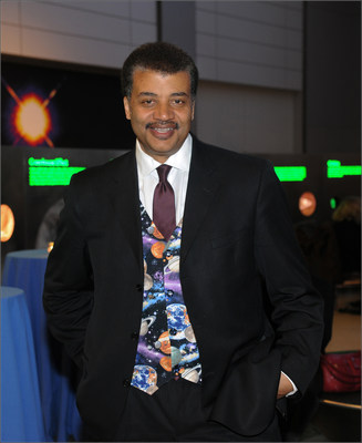 The Abraham Lincoln Presidential Library Foundation will honor Neil deGrasse Tyson with the 2017 Lincoln Leadership Prize March 9, 2017, at the Hilton Chicago. Captain James A. Lovell, Jr., an astronaut and leader of near mythic proportion and 2010 recipient of the Prize, will present this year's Prize to Mr. Tyson. The Prize recognizes outstanding individuals for a lifetime of service in the spirit of the 16th President of the United States, Abraham Lincoln.