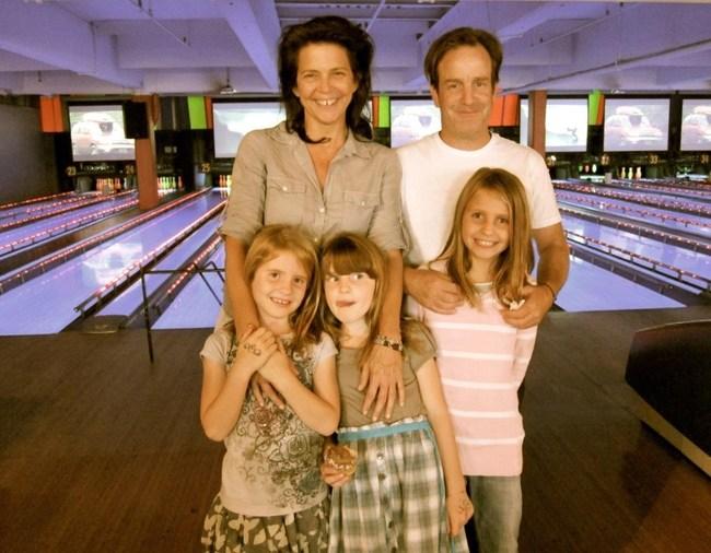 Matthew Owens Badger & Family