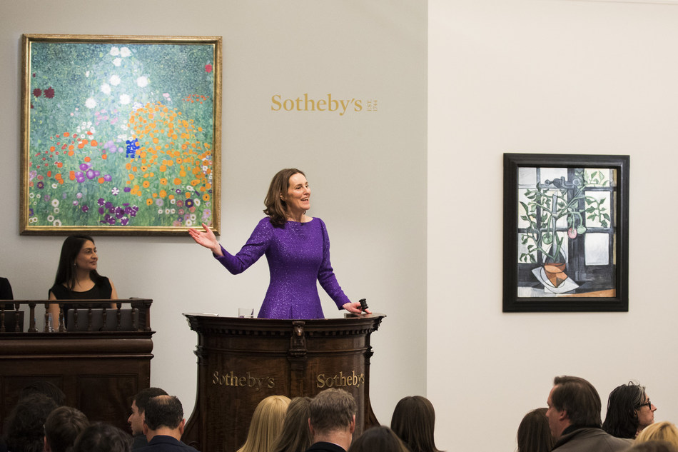 Sotheby's March 2017 sales of Impressionist & Modern Art in London total $264.4 million, a 40.7% increase on the same sales one year ago.