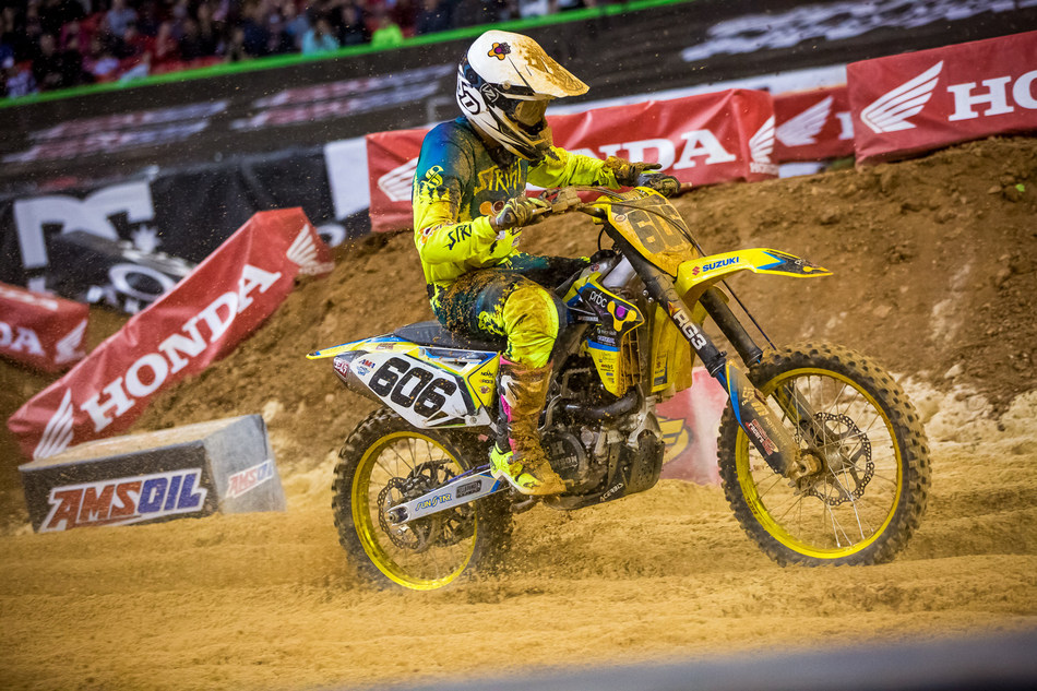 Monster Energy AMA Supercross, an FIM World Championship, Returns to the Georgia Dome for one Final Race