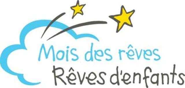 La Fondation Rêves d'enfants (Groupe CNW/La Fondation Rêves d'enfants)