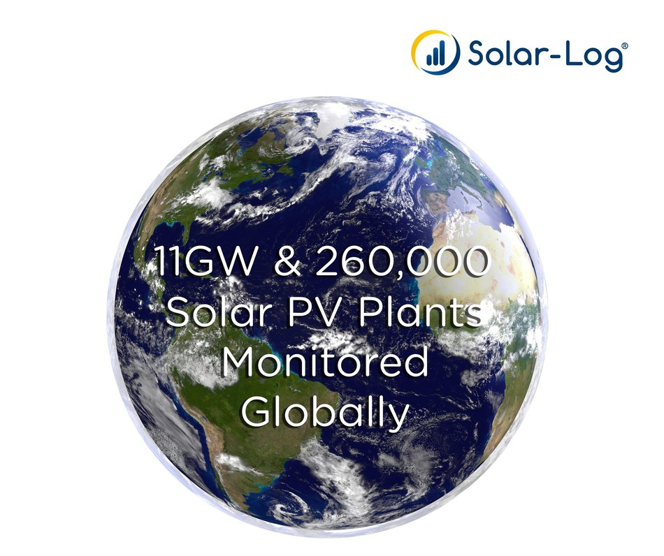 According to GTM Research report, 'Global PV Monitoring 2016-2020: Markets, Trends and Leading Players', Solar-Log(R) is the largest independent software vendor for residential and commercial solar PV monitoring. Last month, Solar-Log(R) surpassed 260,000 plants monitored world-wide, solidifying its position as the global market leader in these segments.