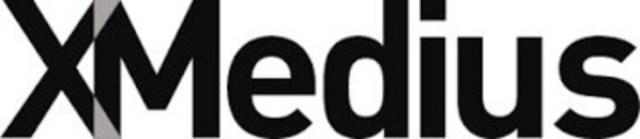 Logo : XMedius (Groupe CNW/Les Solutions XMedius Inc.)