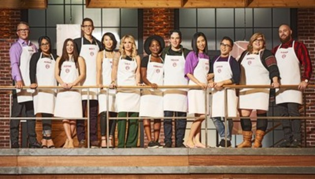 The MASTERCHEF CANADA Season 4 Top 12 (CNW Group/CTV)