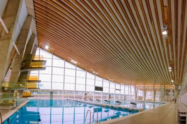 Winner: Engineer: Fast + Epp, Vancouver, B.C. – Grandview Heights Aquatic Centre, Surrey, B.C. (CNW Group/Canadian Wood Council for Wood WORKS! BC)