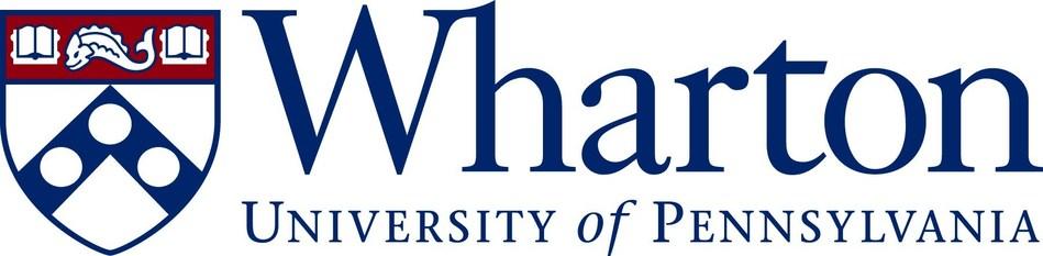 The Wharton School Logo. (PRNewsFoto/U.S. News & World Report)