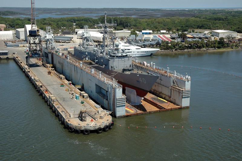 Navy Shipyard