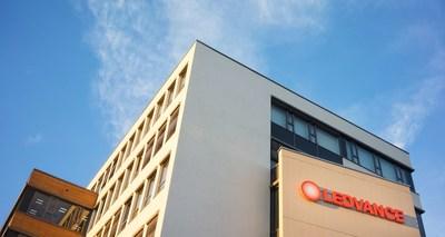LEDVANCE Headquarters in Garching near Munich, Germany (PRNewsFoto/LEDVANCE GmbH)