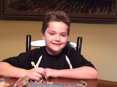 Nicholas is one of Wounded Warrior Project's youngest supporters!