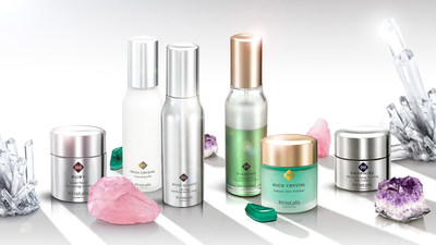 (PRNewsFoto/Kristals Cosmetics)
