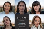 TRT World profiles five female journalists specialized in reporting from the front line. (PRNewsFoto/TRT World)