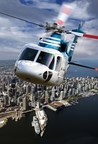 Sikorsky Recognizes Helijet for 30 Years of Safe S-76 Flight Operations