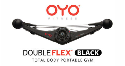 The DoubleFlex Black from OYO Fitness has been a sensation on Kickstarter.