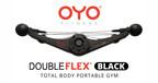 The DoubleFlex Black from OYO Fitness has been a sensation on Kickstarter.