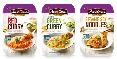 Annie Chun's Asian Entrees