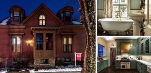1206, rue Robbie, à Halifax (N.-É.) – 929 000 $, Chambres à coucher : 4, Salles de bain : 2, Espace habitable : 3 983 pi(2) (370 m(2)), Taille de lot :  8 166 pi(2) (759 m(2)) (Groupe CNW/Services immobiliers Royal LePage)
