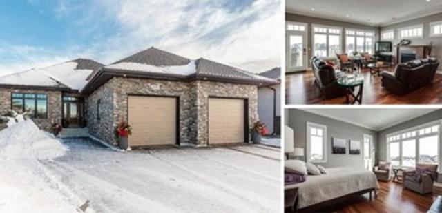 538, terrasse Hartley, à Saskatoon (Sask.) – 1 238 000 $, Chambres à coucher: 5, Salles de bains: 3, Espace habitable: 2 126 pi(2) (197 m(2)), Taille du lot: 10 284 pi(2) (955 m(2)) (Groupe CNW/Services immobiliers Royal LePage)