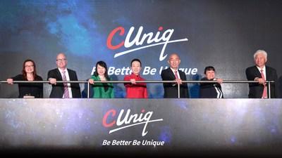 "China Unicom Global Limited ""CUniq"" MVNO business launch ceremony"