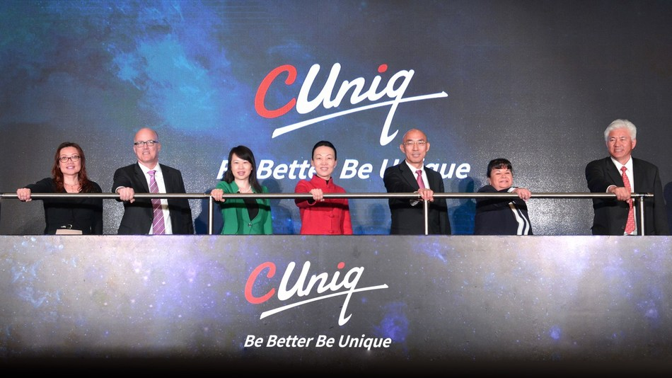 "China Unicom Global Limited ""CUniq"" MVNO business launch ceremony"